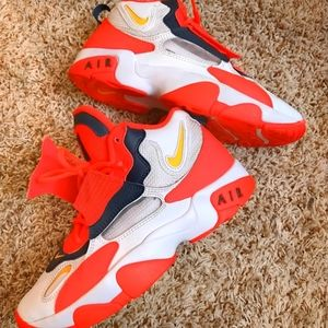 "Nike Air Max Speed Turf ""White/Laser Orange/Red Or"